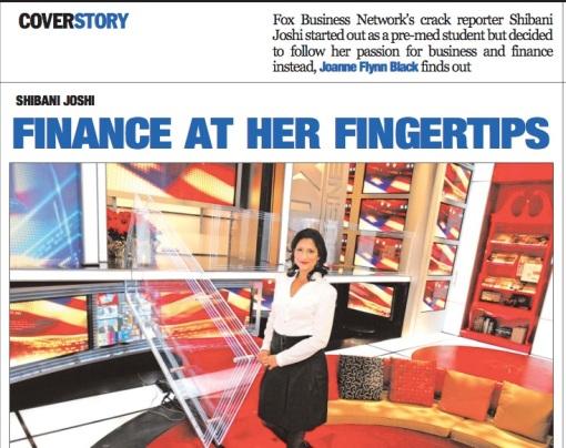 Shibani cover story